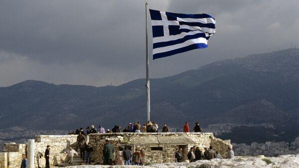 bandiera della Grecia - Sputnik Italia