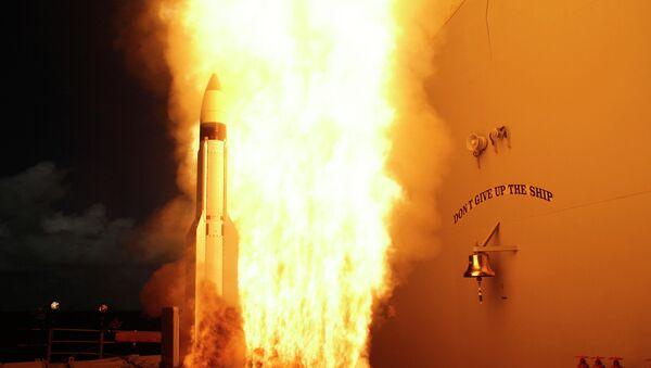 Missile sistema Aegis - Sputnik Italia