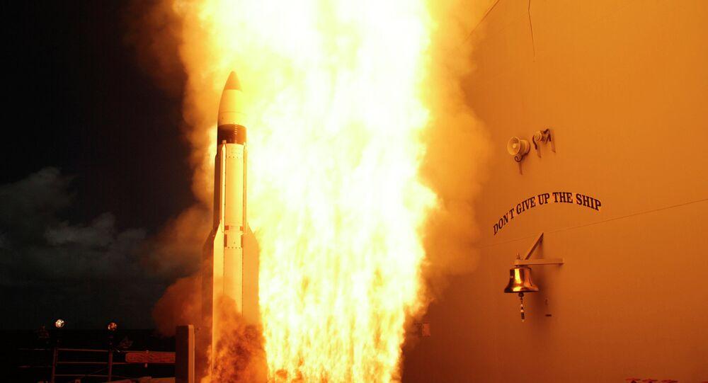 Missile sistema Aegis