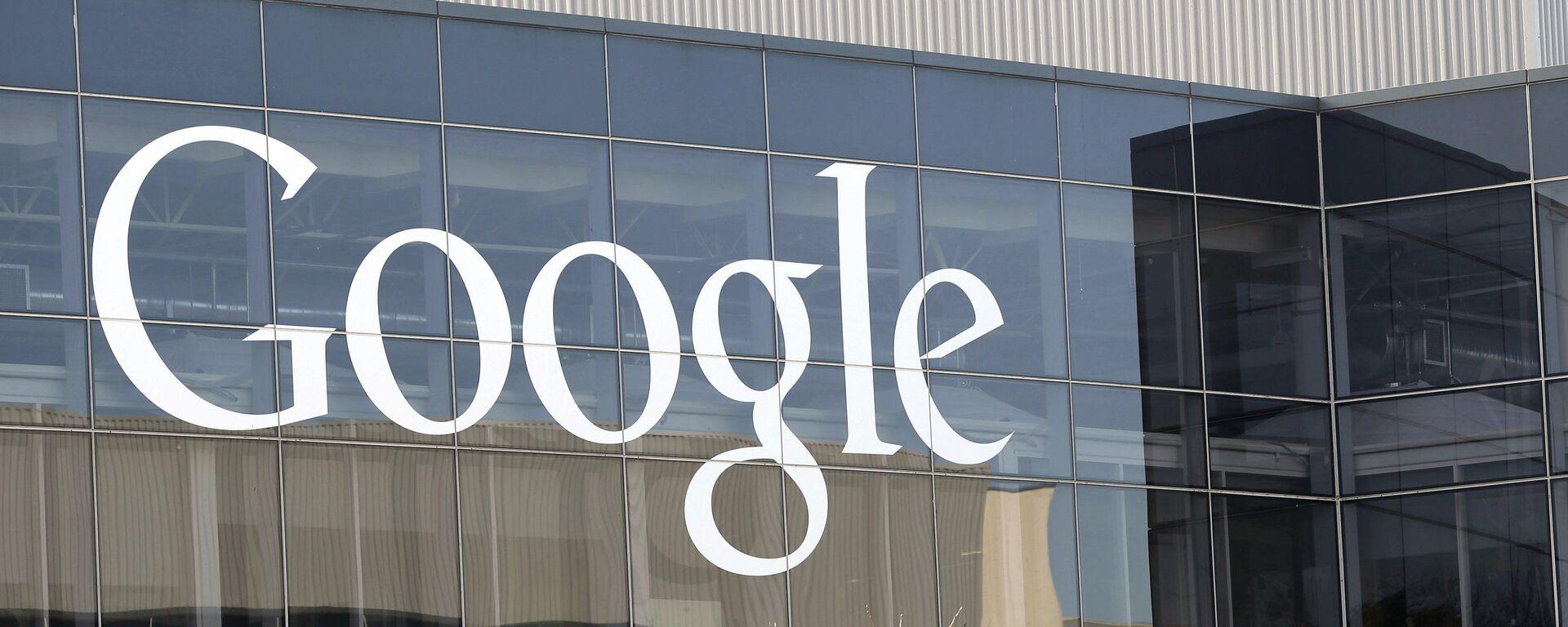 Google headquarters in Mountain View, Calif. 2013 - Sputnik Italia, 1920, 13.07.2021