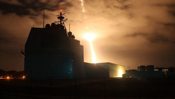 Aegis Ashore Missile Defence - Hawaii Complex - Sputnik Italia