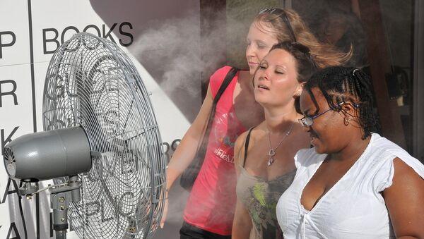 Heatwave - Sputnik Italia