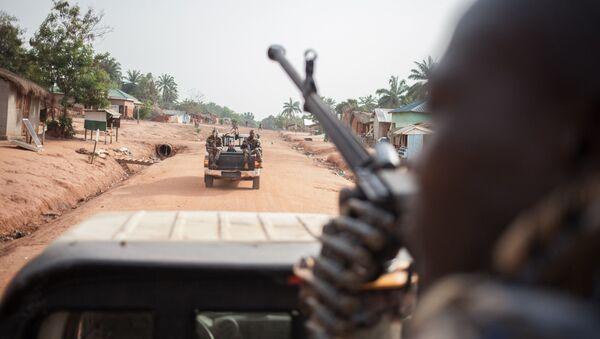 Militari nella Repubblica Centrafricana - Sputnik Italia