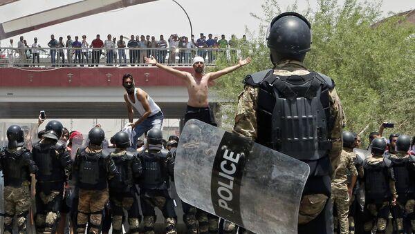 Manifestazioni in Iraq - Sputnik Italia