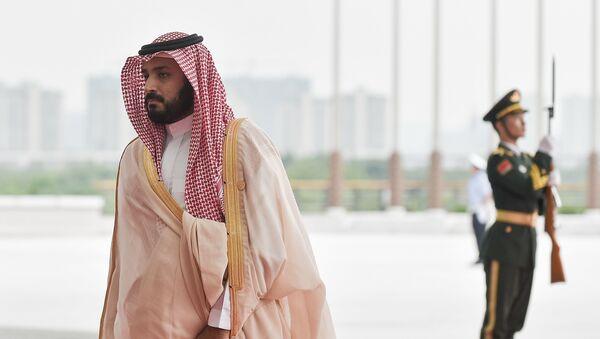 Mohammed bin Salman - Sputnik Italia
