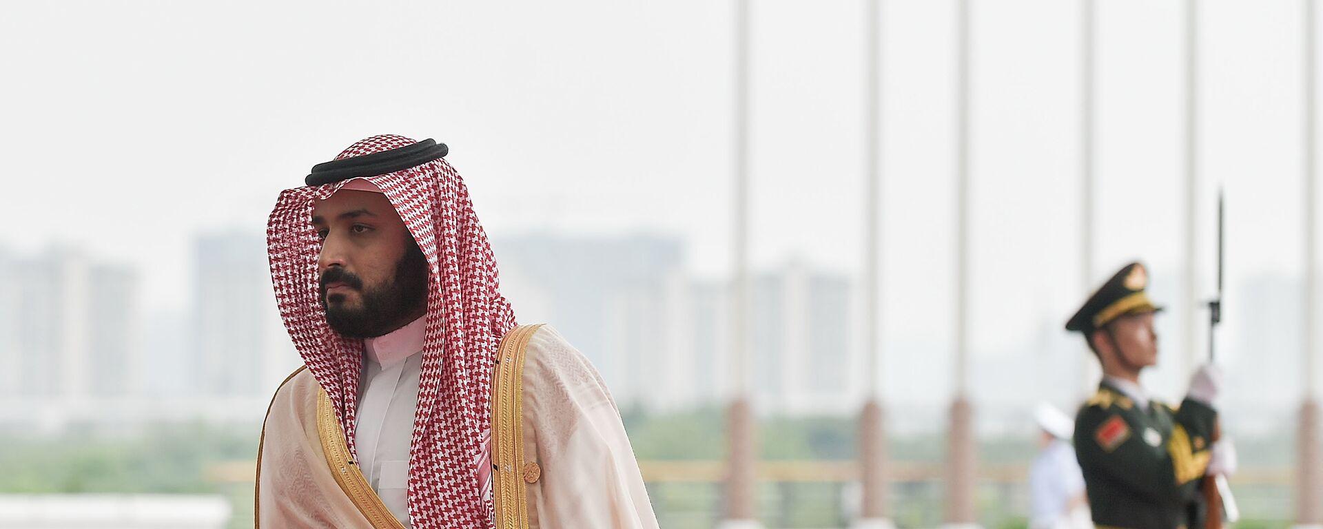 Mohammed bin Salman - Sputnik Italia, 1920, 28.03.2021