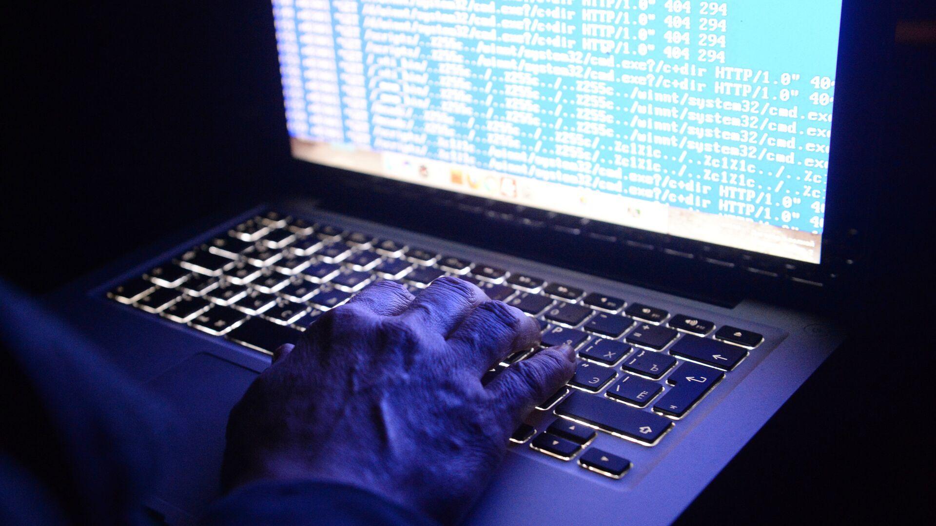 Ransomware attacks global IT systems - Sputnik Italia, 1920, 24.08.2021