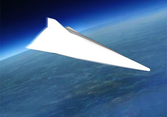 Uno dei prototipi cinesi di velivoli ipersonici