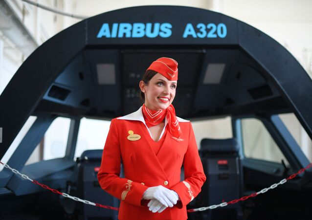 Come si diventa hostess Aeroflot