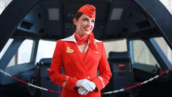 Come si diventa hostess Aeroflot - Sputnik Italia