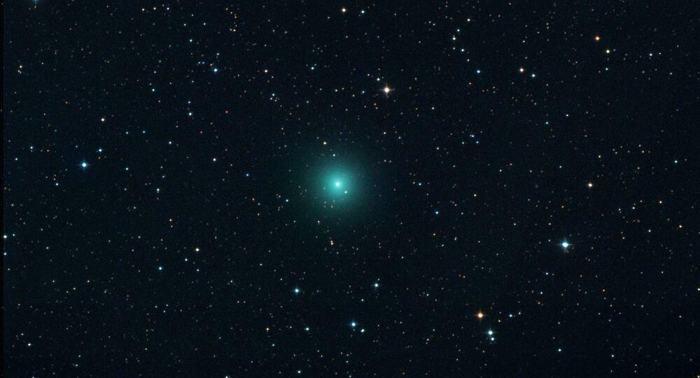 Cometa incredibile hulk
