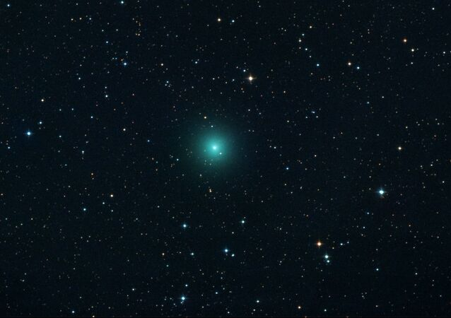 Cometa incredibile hulk