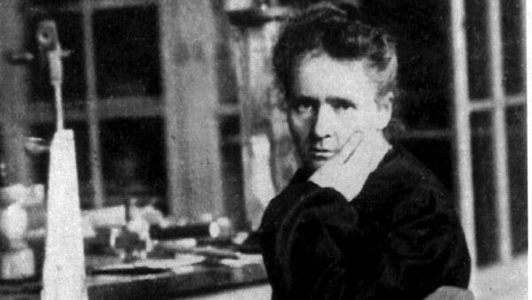 Maria Skłodowska-Curie - Sputnik Italia