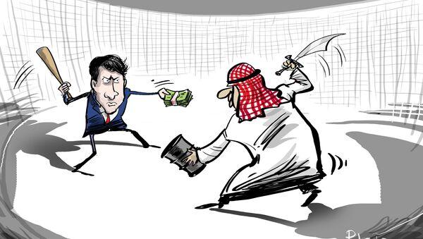 Ministro saudita: conflitto con il Canada non pregiudica fornitura di petrolio - Sputnik Italia