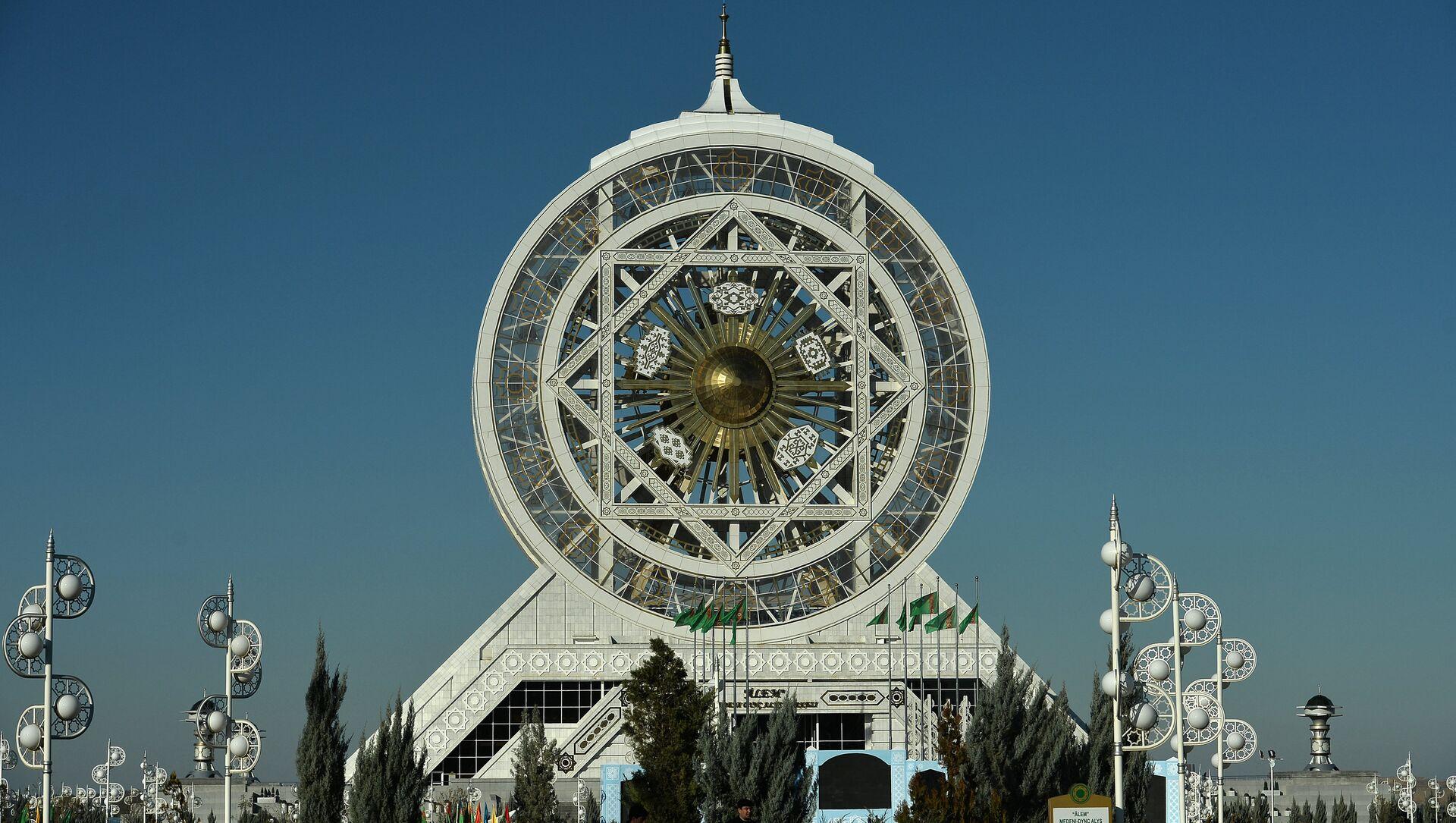 Aşgabat, la capitale Turkmenistan - Sputnik Italia, 1920, 14.03.2021