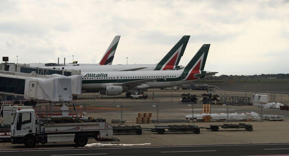 Biglietti cancellati senza lo stop del covid: Antitrust avvia procedimento contro Alitalia