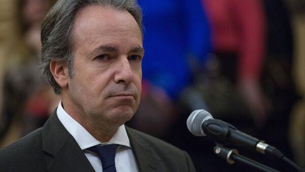 Ex ambasciatore della Grecia in Russia Andreas Friganas - Sputnik Italia