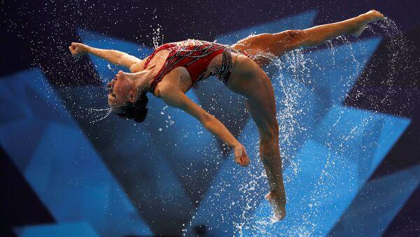 Campionati europei di nuoto 2018, Regno Unito. - Sputnik Italia