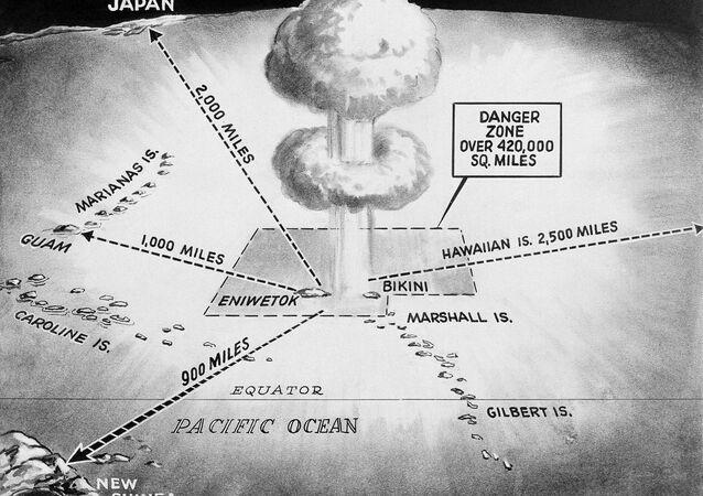 la prima bomba all'idrogeno