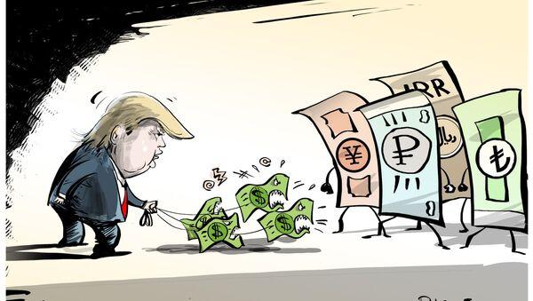 Trump contro tutti - Sputnik Italia