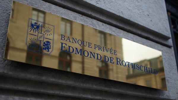 Banque Privee Edmond de Rothschild - Sputnik Italia