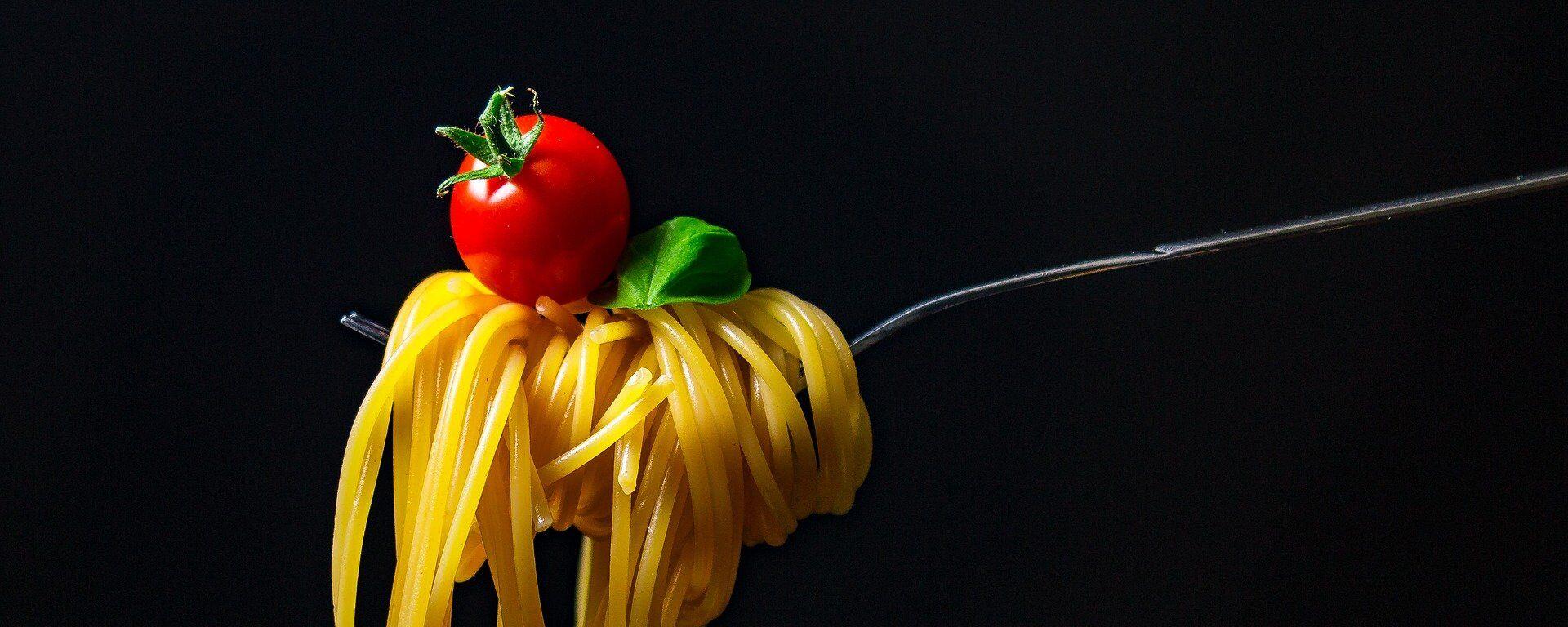 Pasta (Symbolbild) - Sputnik Italia, 1920, 04.03.2021