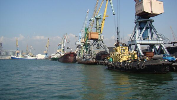 Mare d'Azov - Sputnik Italia