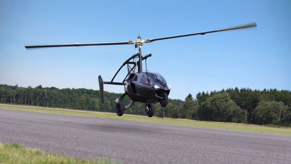 Auto volante Pal-V Liberty - Sputnik Italia