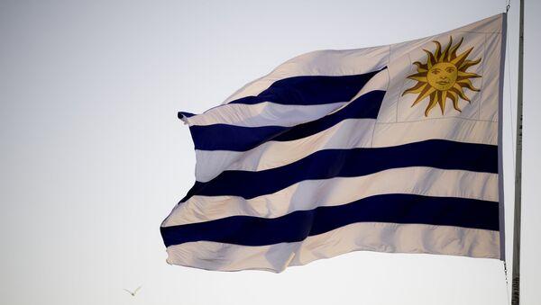 Bandiera dell'Uruguay  - Sputnik Italia
