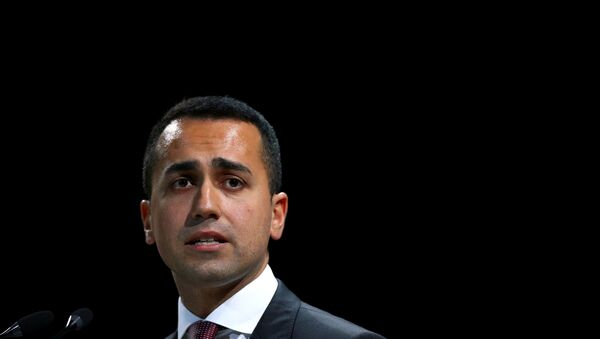 Luigi Di Maio - Sputnik Italia