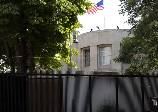 Ambasciata USA ad Ankara