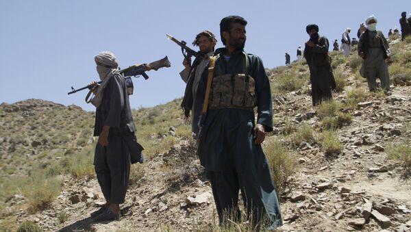 Taliban fighters. (File) - Sputnik Italia