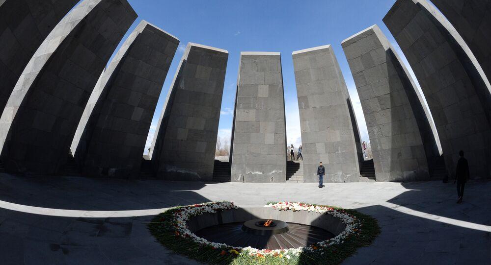 Complesso memoriale del genocidio armeno