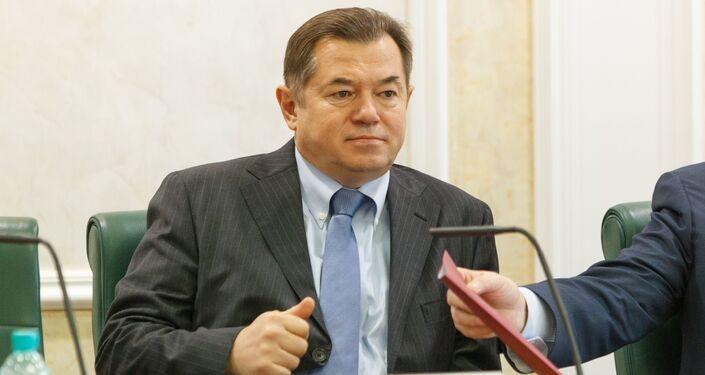 Sergey Glazyev, economista, consigliere del presidente russo per l'integrazione economica
