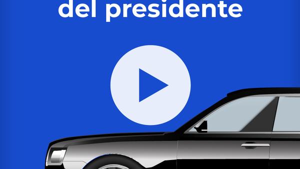 La limousine del presidente russo Putin - Sputnik Italia