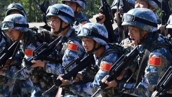 Soldati cinesi - Sputnik Italia