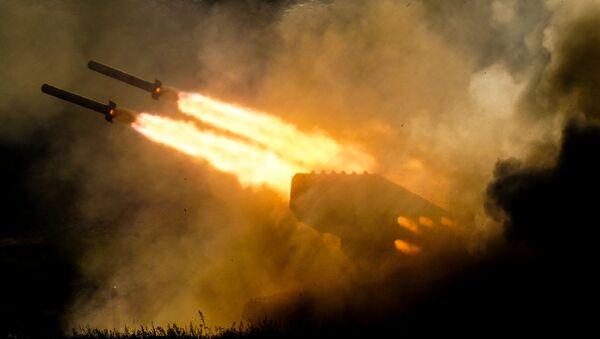 TOS-1A (Solntsepyok) - Sputnik Italia
