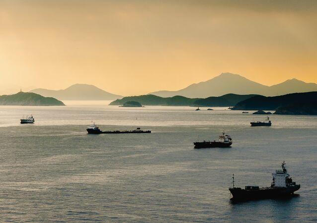 Ports of Call. Busan, South Korea