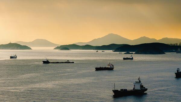 Porto di Busan - Sputnik Italia