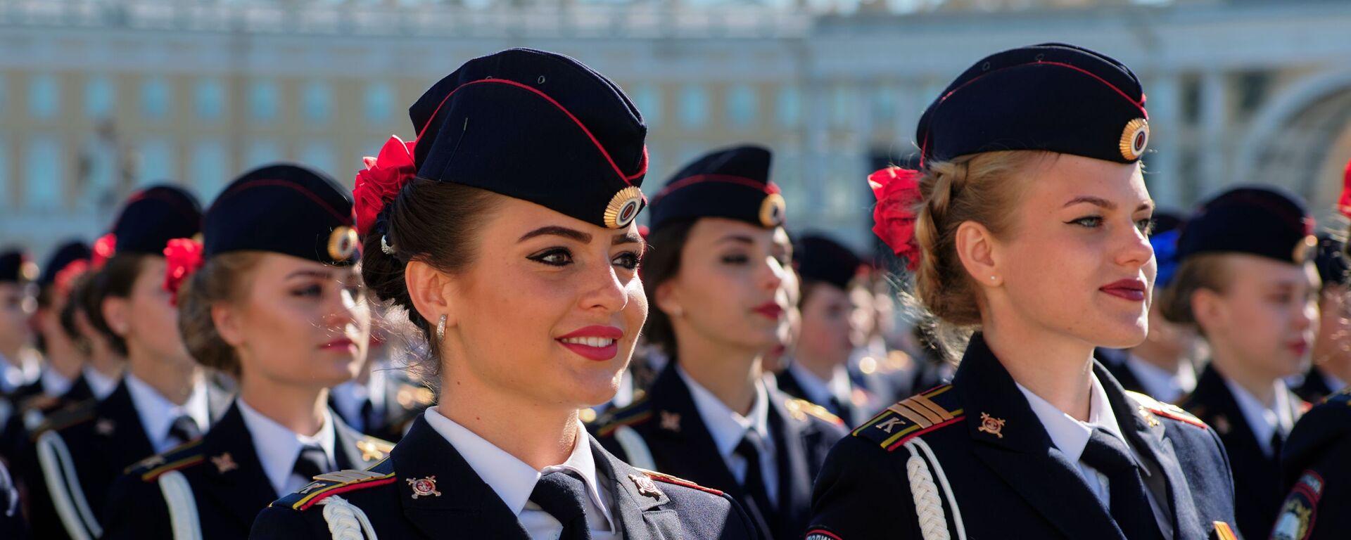 Le donne soldato russe - Sputnik Italia, 1920, 29.08.2018