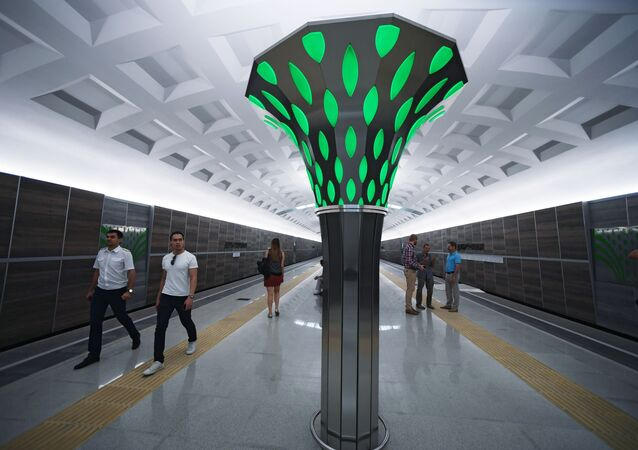 La metropolitana di Kazan