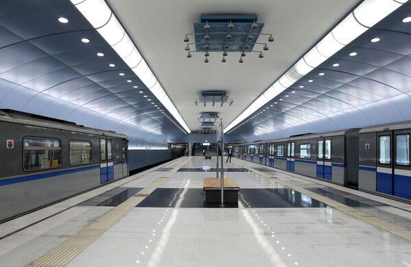 La metropolitana di Kazan - Sputnik Italia