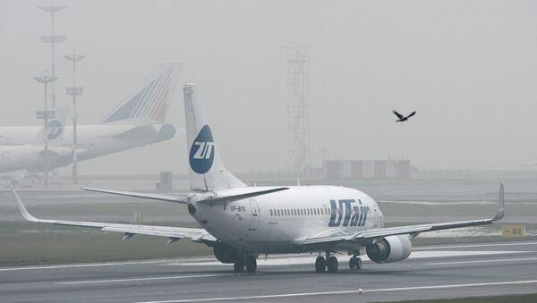 Boeing 737 del vettore russo UTair - Sputnik Italia