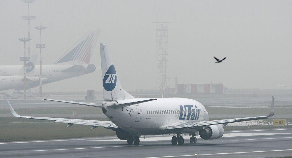 Boeing 737 del vettore russo UTair