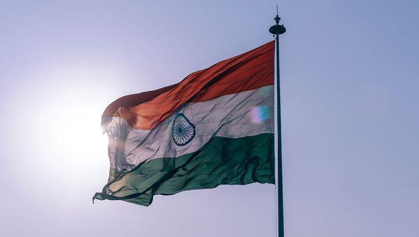 La bandera indiana - Sputnik Italia