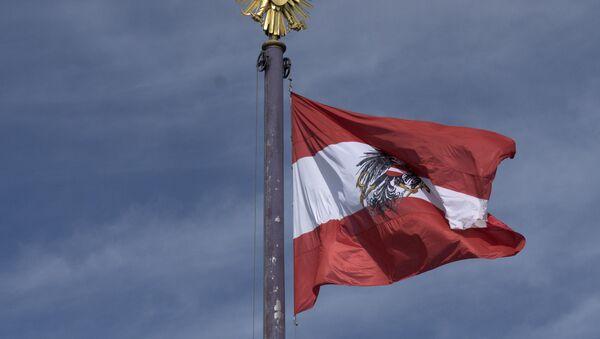 Bandiera austriaca - Sputnik Italia