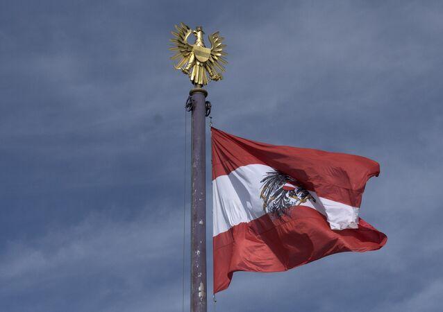 Bandiera austriaca