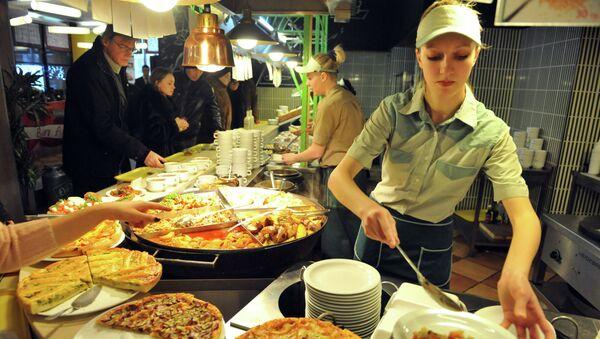 Fast food - Sputnik Italia