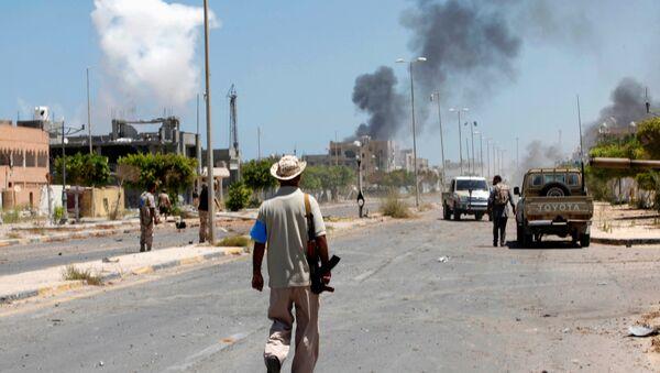 Combattimenti in Libia - Sputnik Italia