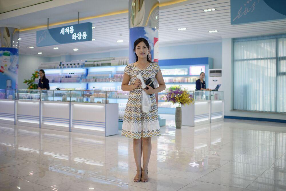 Bellezza e disciplina, le donne nordcoreane